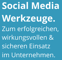 Social Media Schulung