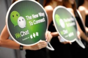 wechat-china